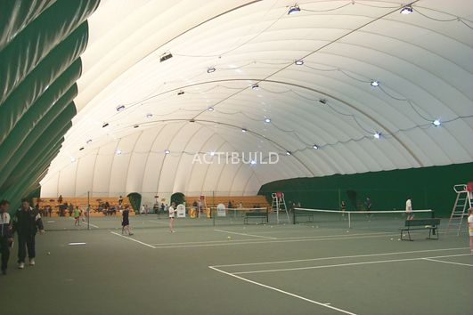 Les avantages des bulles gonflables Actibuild